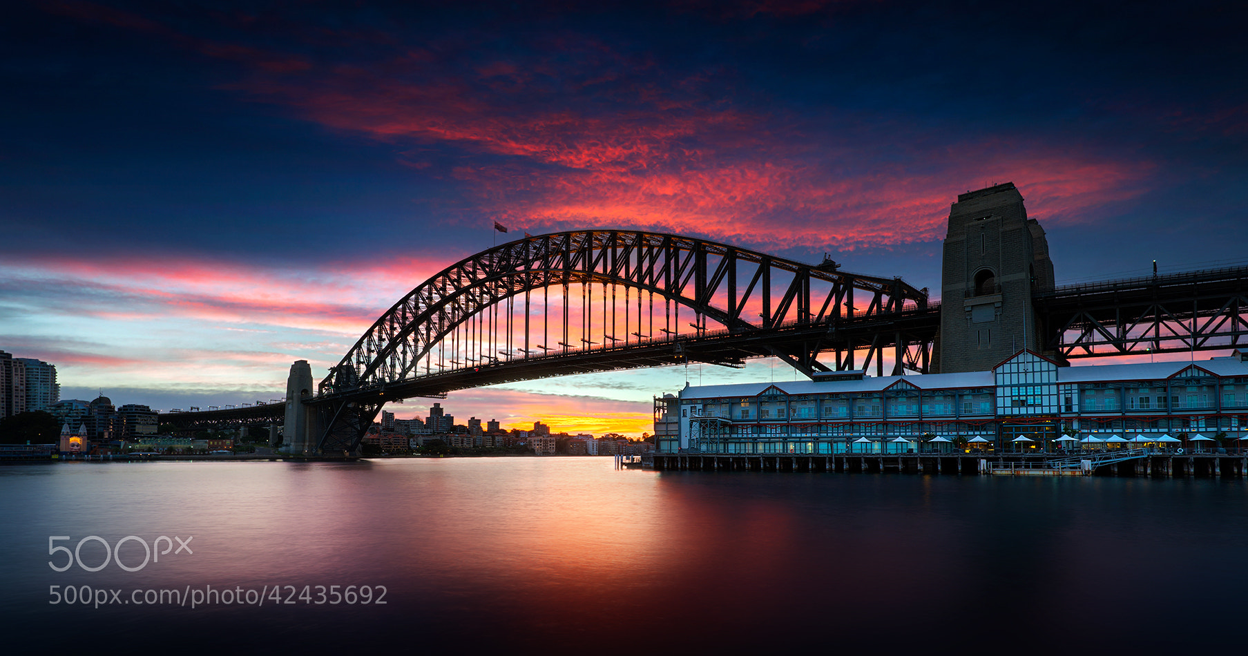 Photograph Sydney Habour bridge #3 by Goff Kitsawad on 500px