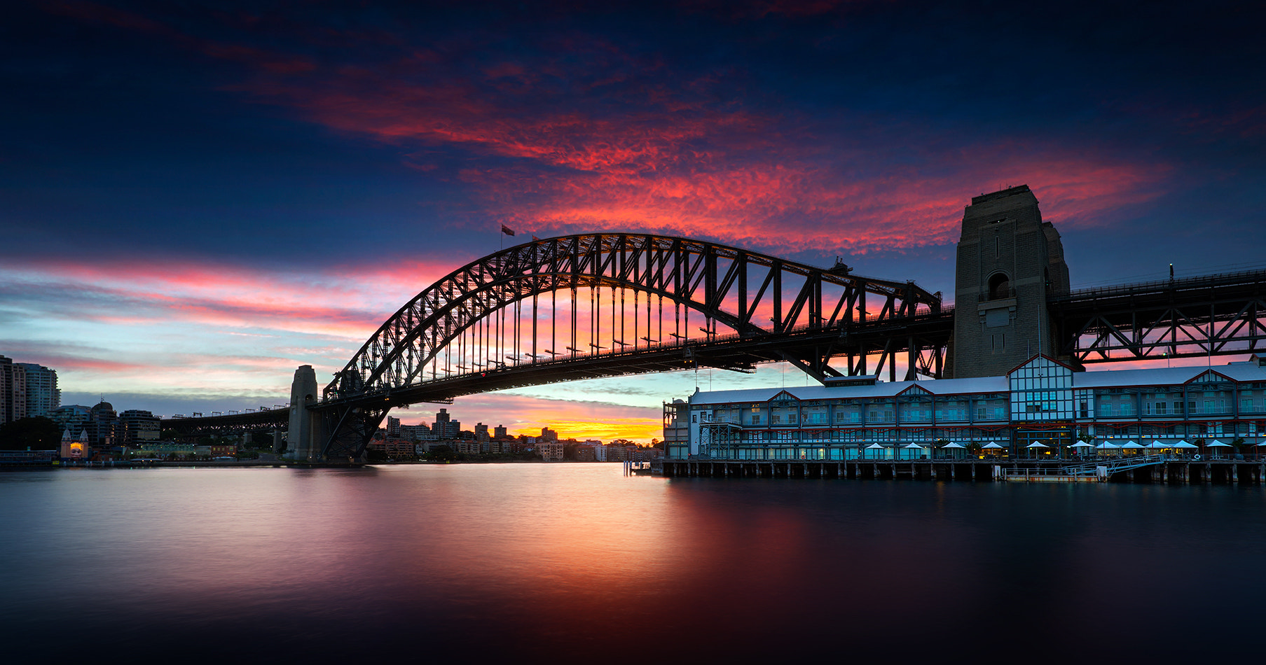 Photograph Sydney Habour bridge #3 by Goff Kitsawad on 500px