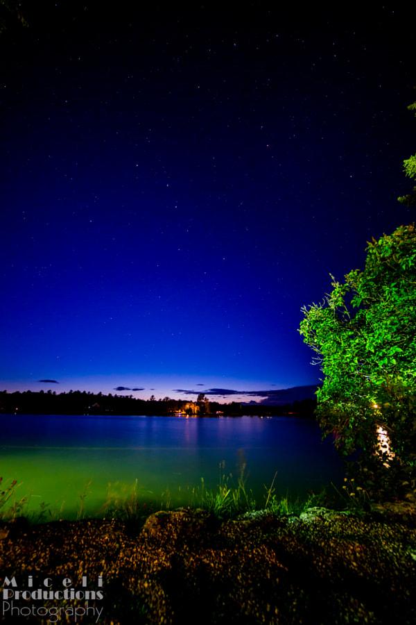 Night on Lake Calabogie 1