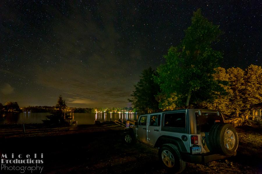 A Jeep Kind of Life