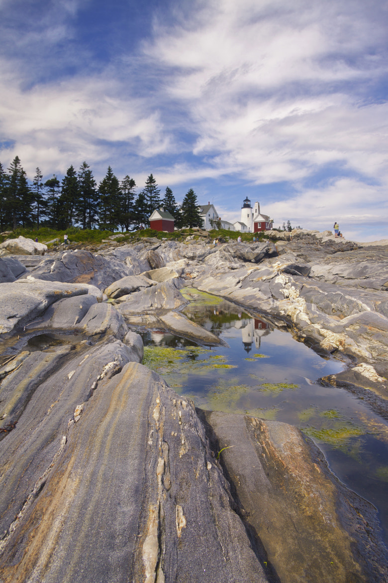 Photograph Pemaquid Point Light by Samir Mohanty on 500px