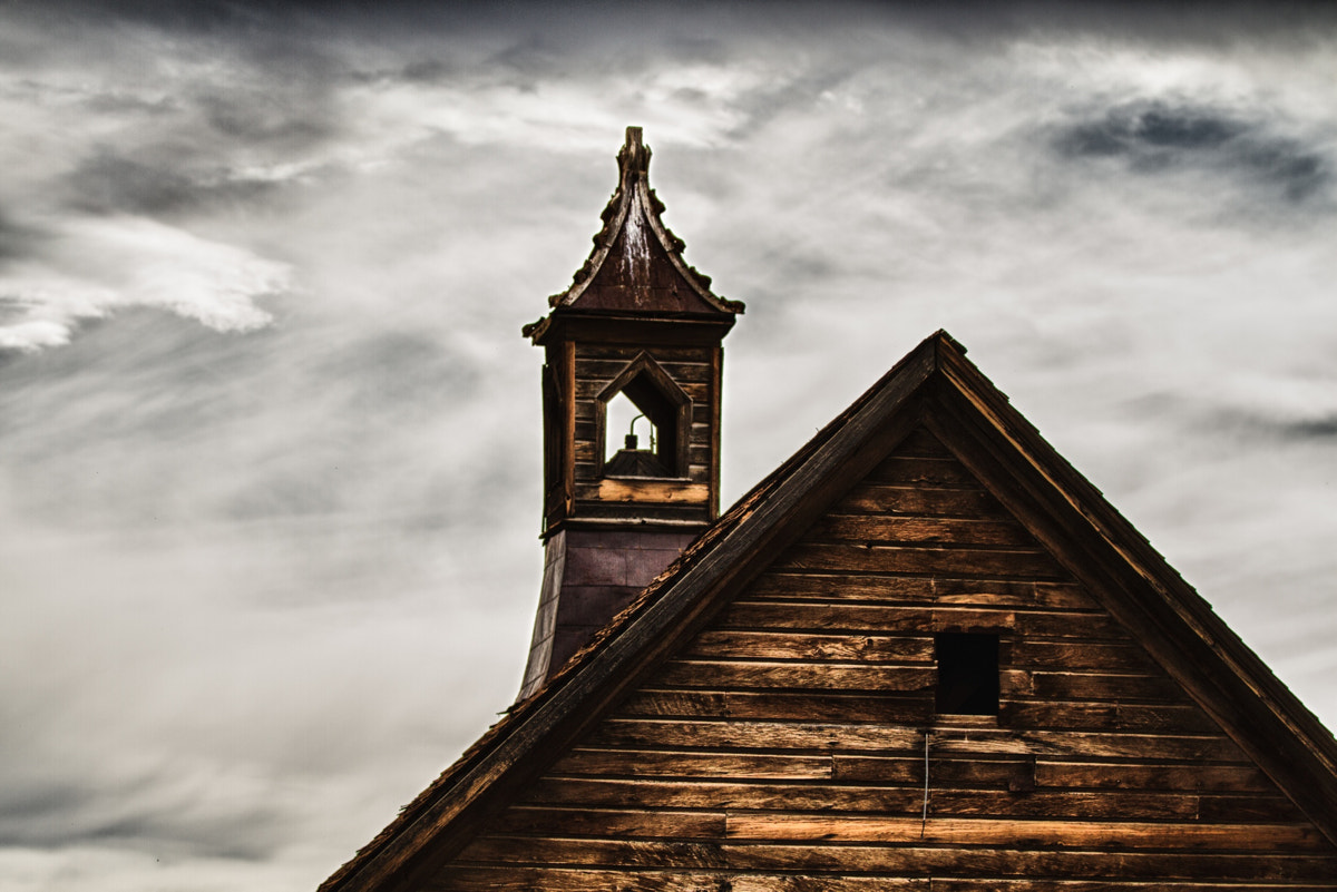 Photograph Bodie Church Tower by Shane Lund on 500px