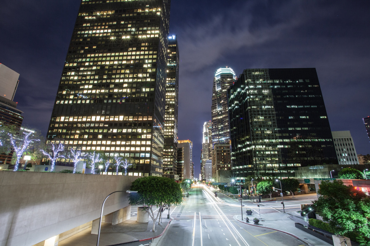 Photograph L.A.At Night by Shane Lund on 500px