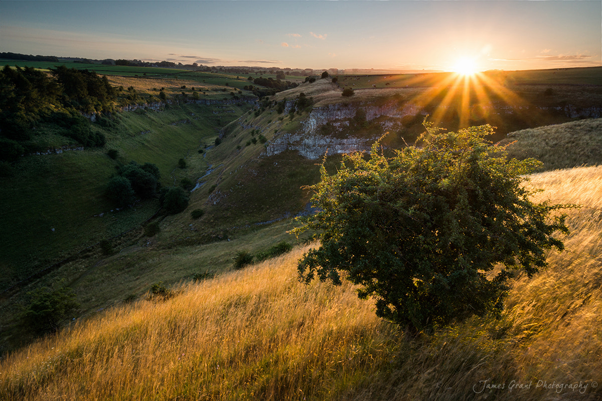 Photograph Lathkill Dale Sunset by James Grant on 500px