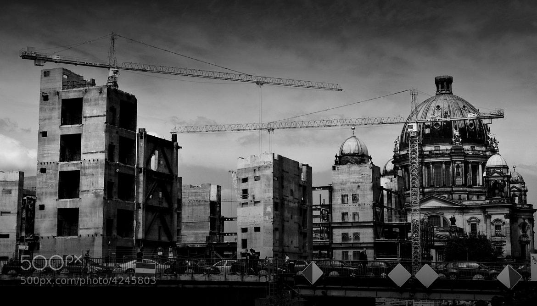 Photograph Berlin by Jean-Baptiste Poulain on 500px