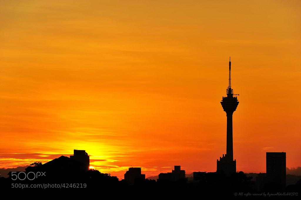 Photograph Good Morning Kuala Lumpur by Azman Abdullah on 500px