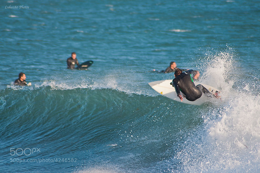 Photograph Surf @Capo Mannu by Luka180 S. on 500px