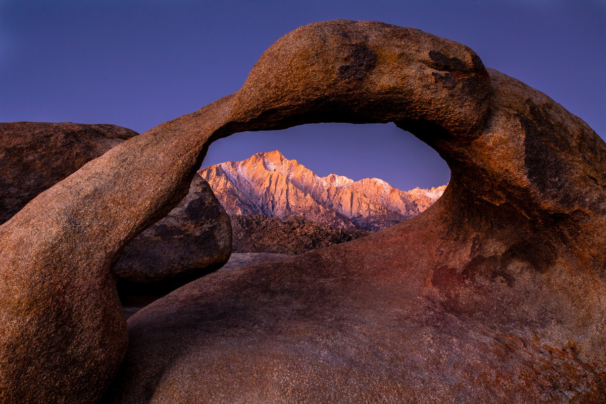 Photograph Alabama Hills by Shane Lund on 500px