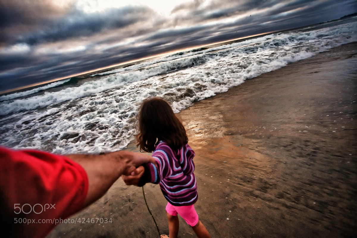 Photograph Dragged Out To Sea HDR by Shane Lund on 500px