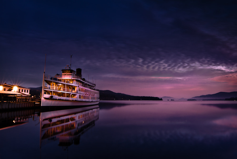 Photograph Docked by Paul Jolicoeur on 500px