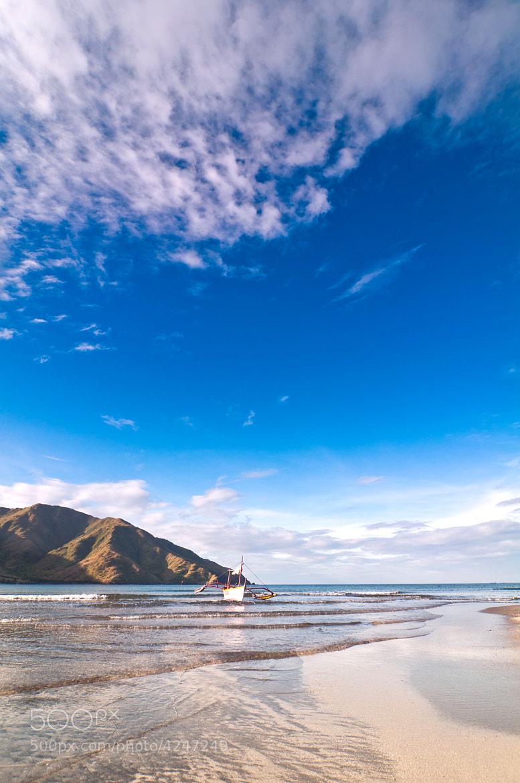 Photograph Nagsasa Cove, Zambales by joms deguzman on 500px