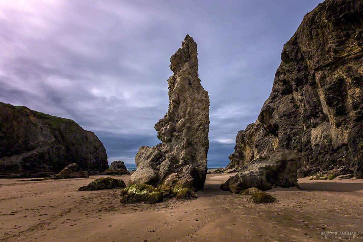 Photograph Bandon Beach by Barry Blanchard on 500px