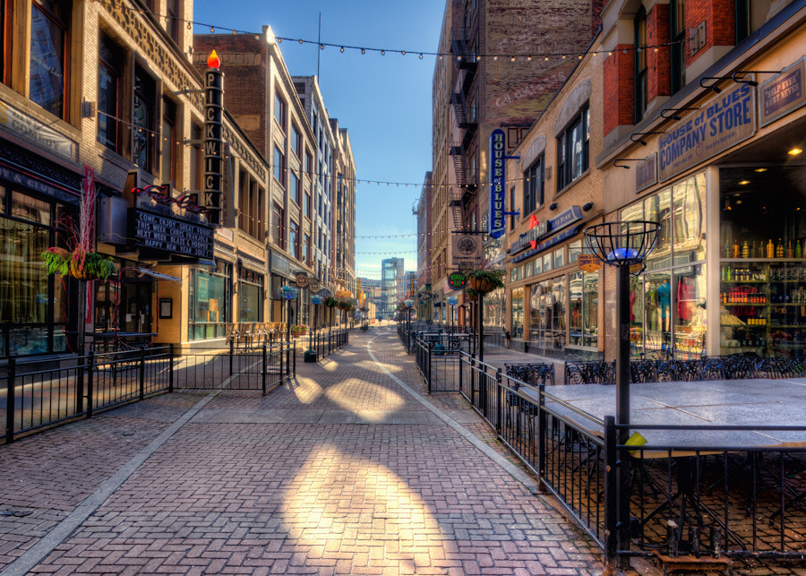 Photograph East 4th by Tom Baker on 500px