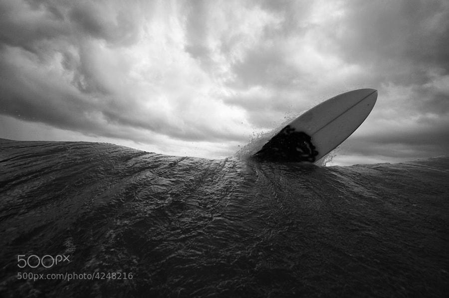 Ghost Surfer by Kenny Onufrock (kennyonufrock)) on 500px.com