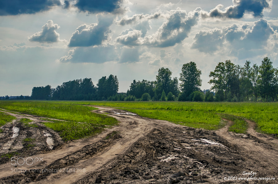3way by Tolik Maltsev on 500px.com