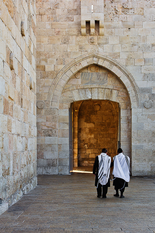 Photograph The Holy City by Yaniv Nissim on 500px