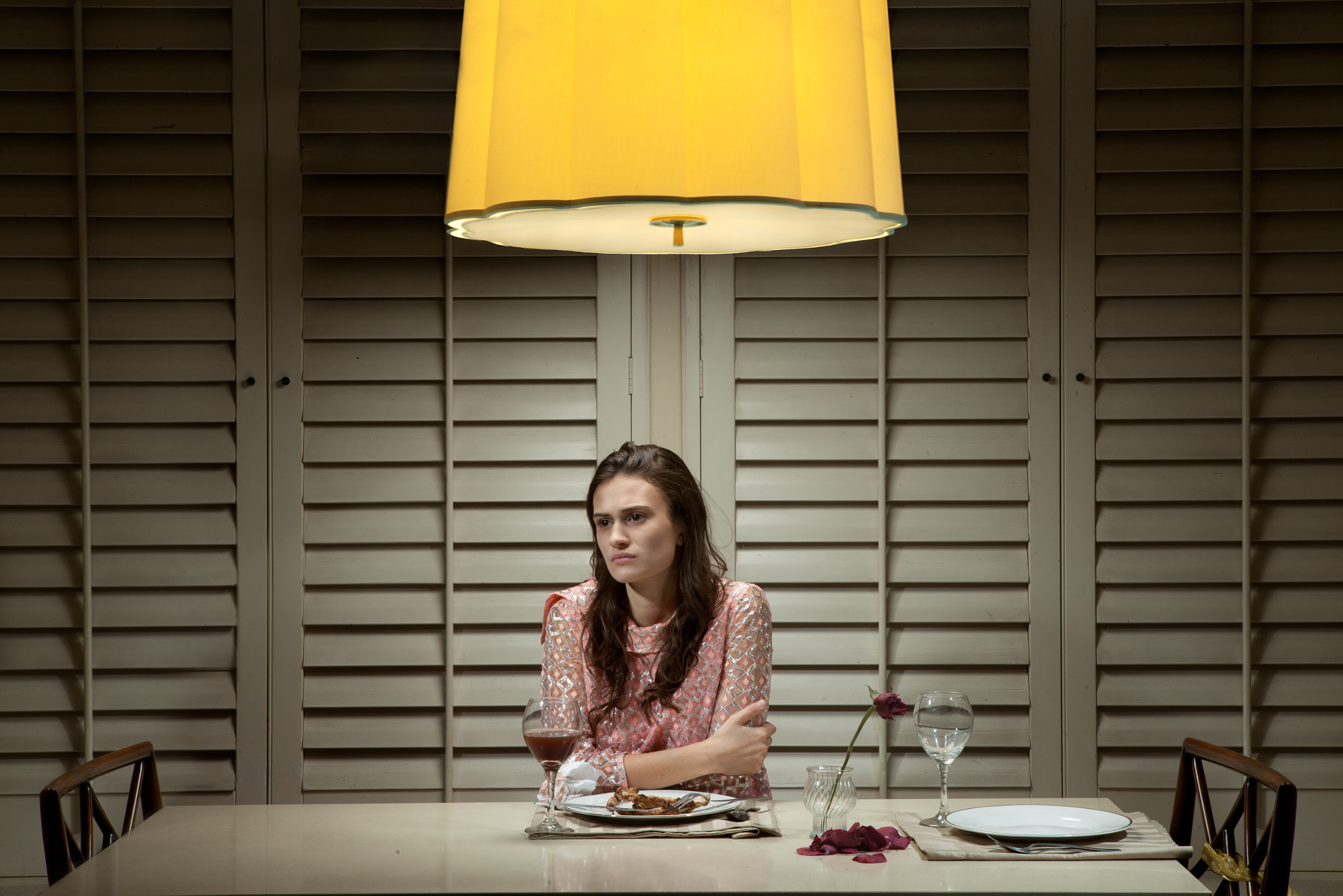 Photograph The Loneliest Supper by Justin Bettman on 500px