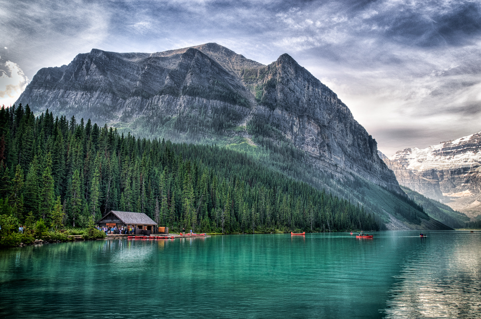 Photograph Lake Louise by Steve Steinmetz on 500px