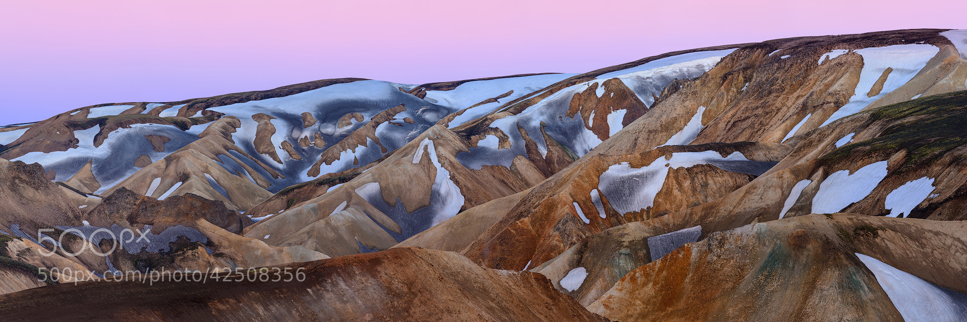 Photograph Landmannalaugar by Mike Reyfman on 500px