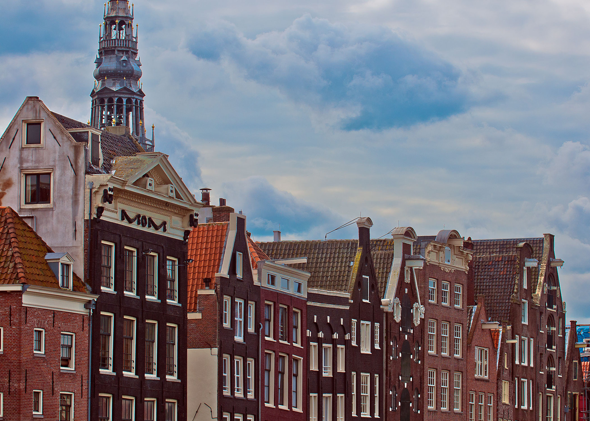 Photograph Amsterdam in Red by Richard Harrington on 500px