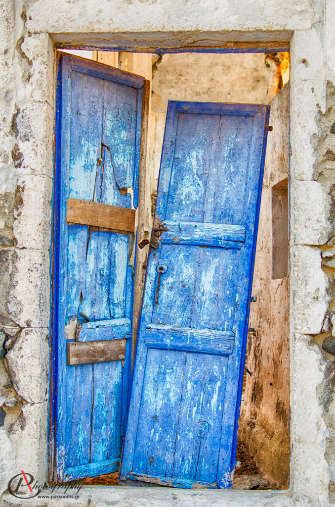 Photograph Old Doors... by Panagiotis Assonitis on 500px