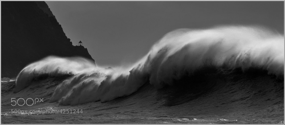 Photograph the Wave Sentinel by Antonio  Andreatta on 500px