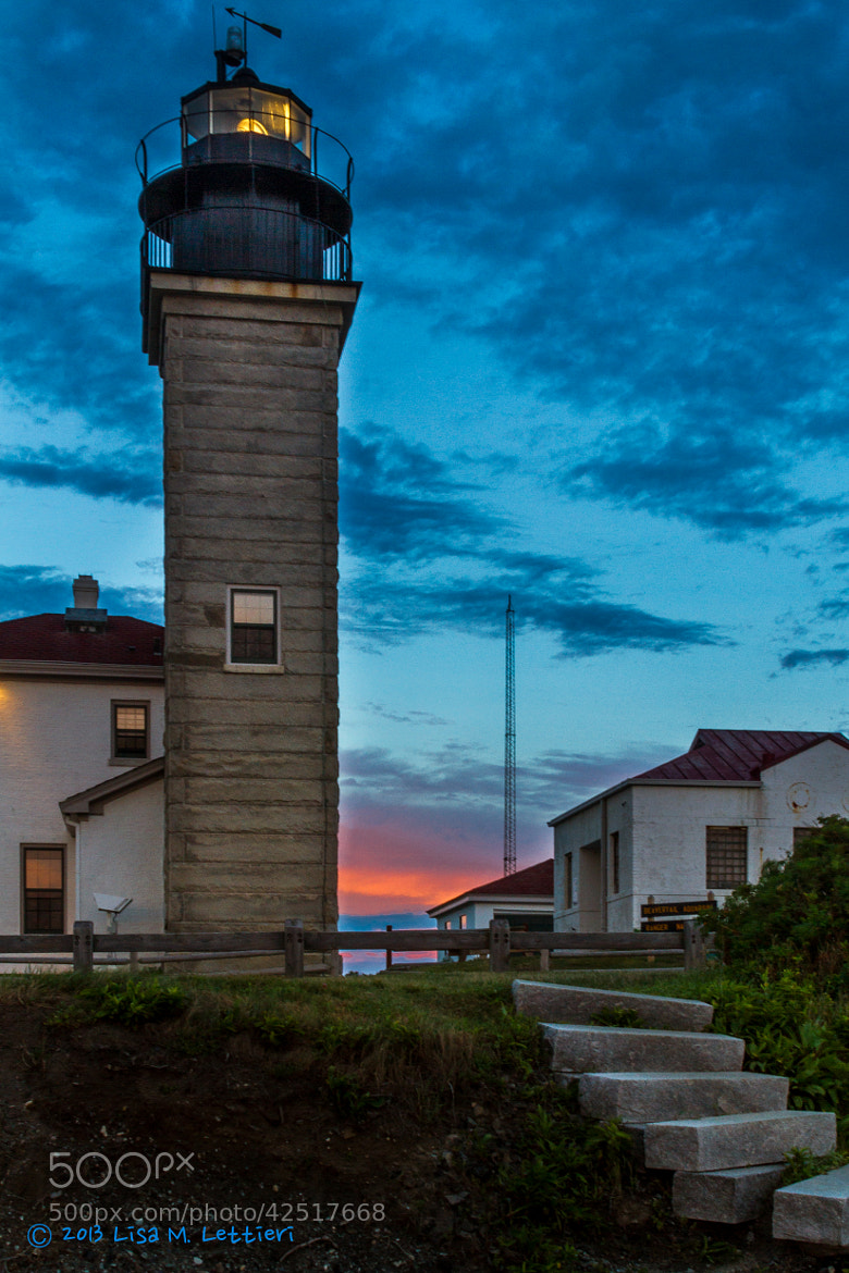 Photograph Beavertail Light by Lisa Lettieri on 500px