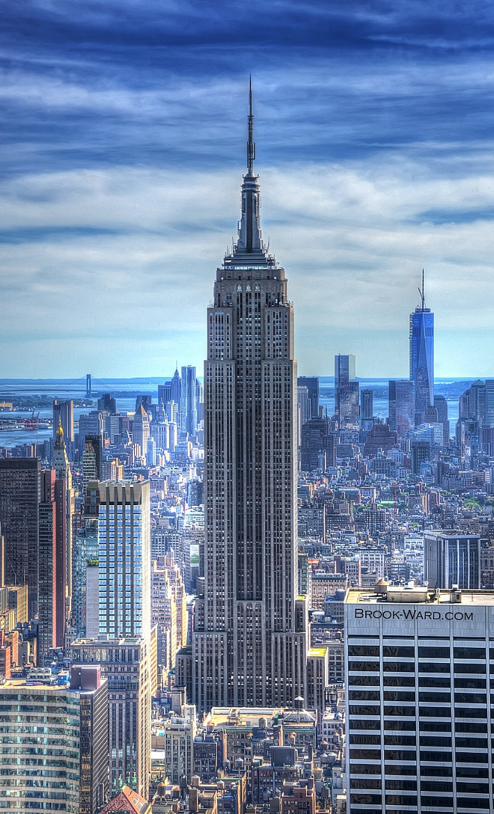 Photograph Empire State Of Mind by Brook Ward on 500px