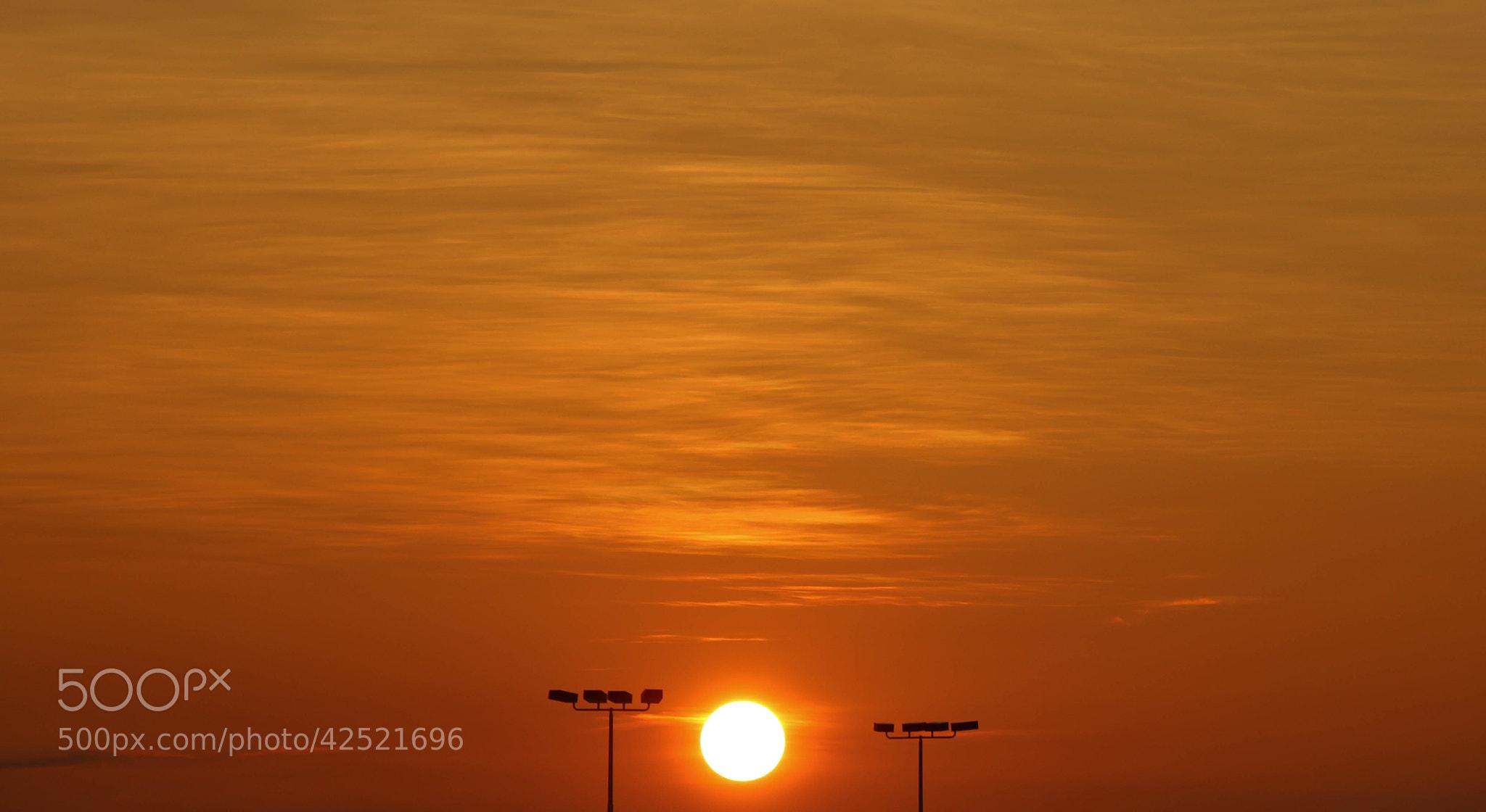 Photograph Atlanta sunrise. by Adriana Vazquez on 500px