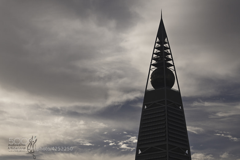 Photograph Al Faisaliah Tower by AbdulKarim AlGhannam on 500px