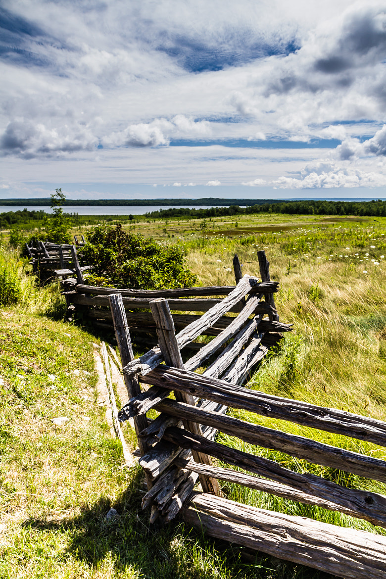 Photograph Manitoulin Fence by Eric Akaoka on 500px