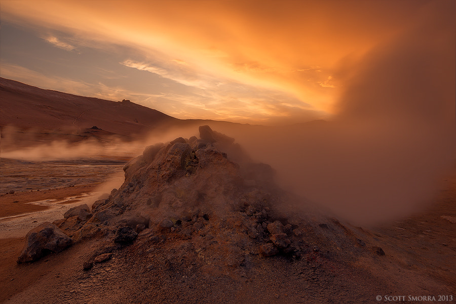 Photograph The Steam Chamber by Scott  Smorra on 500px
