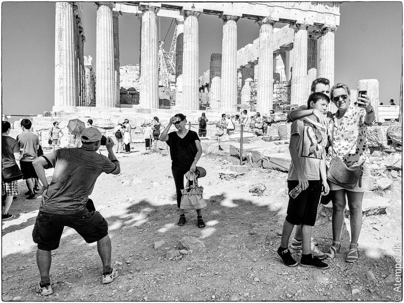 Snapshot ... Athens View no. 7