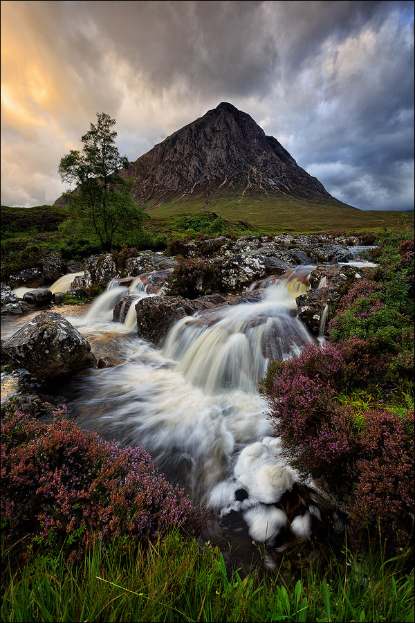 Photograph [ ... buachaille etive mòr ] by D-P  Photography on 500px