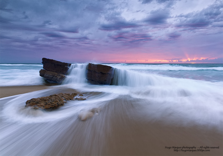 Photograph Double flow by Hugo Marques on 500px