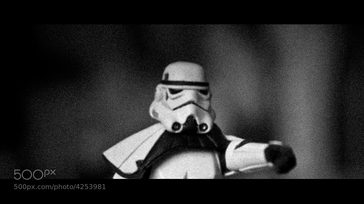 Photograph Day #5- The Storm Trooper by Felipe Romero Jr. on 500px