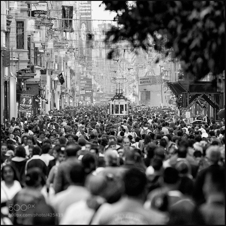 Photograph ... TAKSIM - TÜNEL by  foocon on 500px