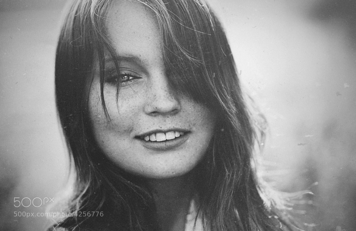 Photograph The unprepared smile by Matilda Johansson on 500px