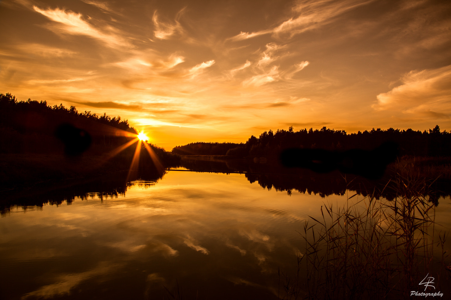 Photograph Sunset in Taivassalo by Leo Rantala on 500px