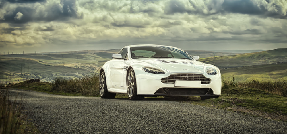 Photograph Aston Martin Vantage V12 by Glyn Dewis on 500px