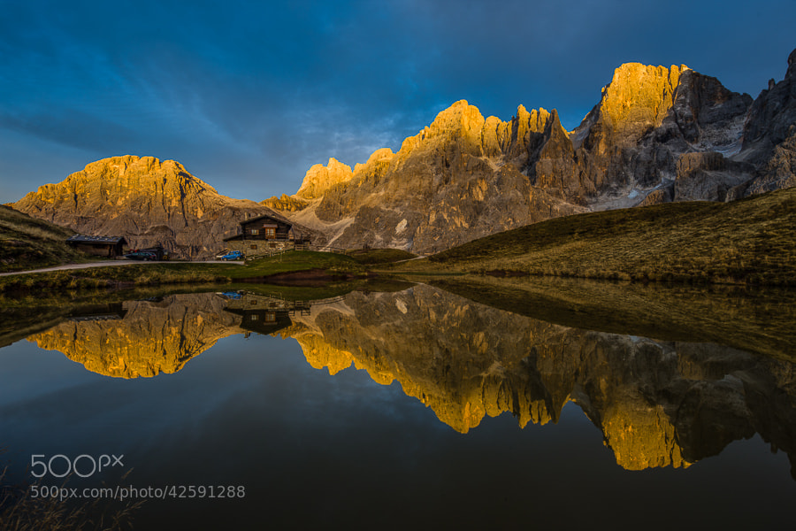 "<a href=""http://www.hanskrusephotography.com/Workshops/Dolomites-October-2-6-2014/n-W8Vsd/i-69BKxrk/A"">See a larger version here</a>  This photo was taken during a photo workshop in the Dolomites October 2012."
