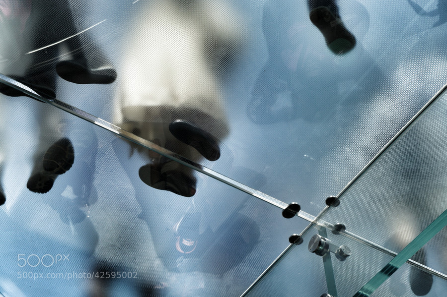 Photograph The Glass Ceiling  by Gavin Gordon  on 500px