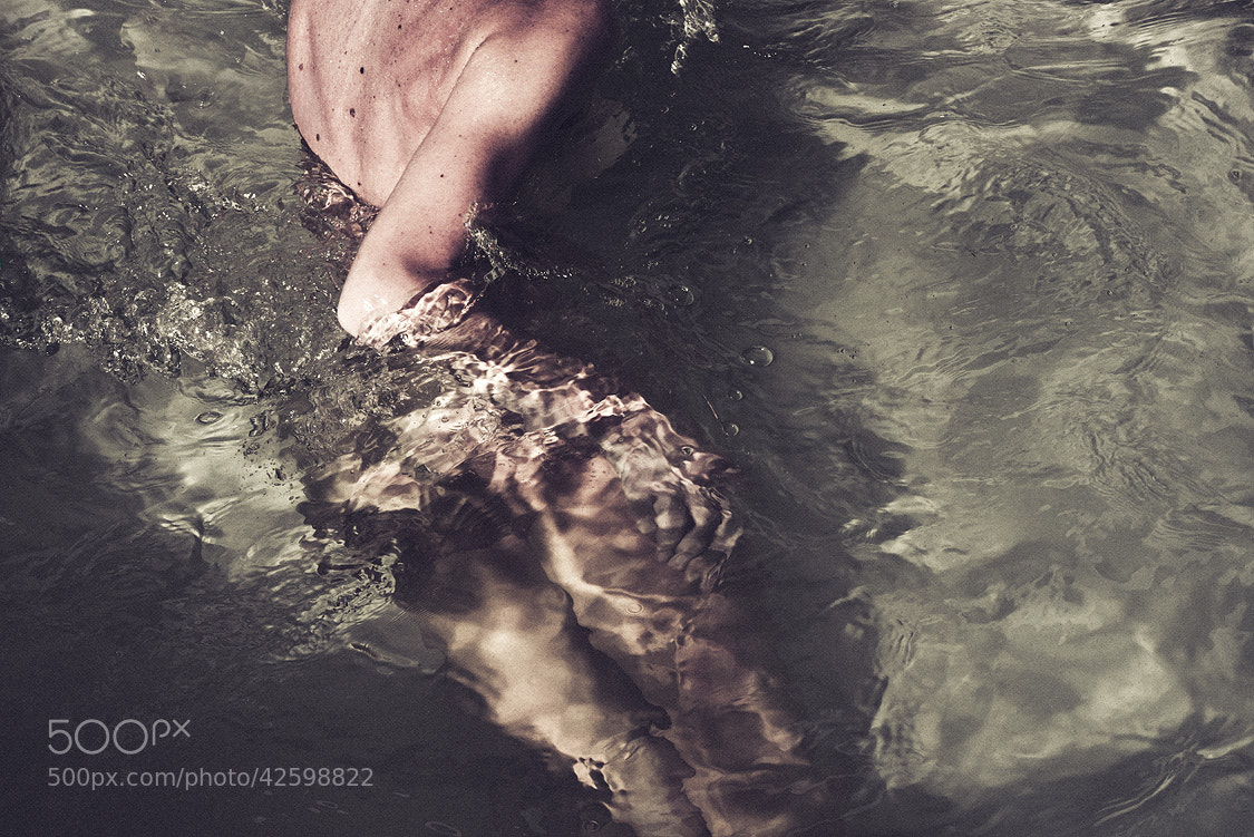 Photograph Troubled Water by Ludovic Taillandier on 500px