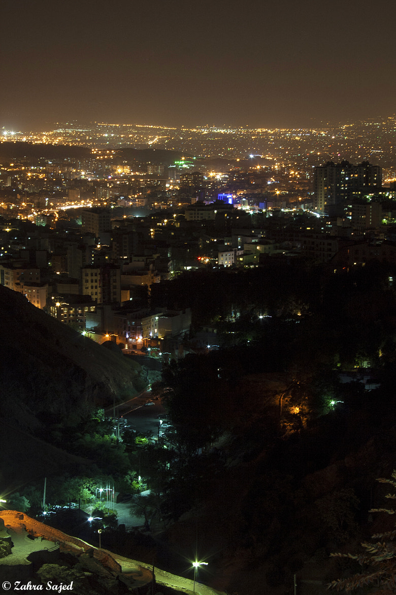Photograph Nights of Tehran by zahra sajed on 500px