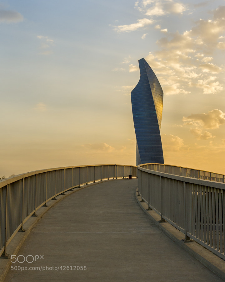 AlTijaria Tower, Kuwait City.