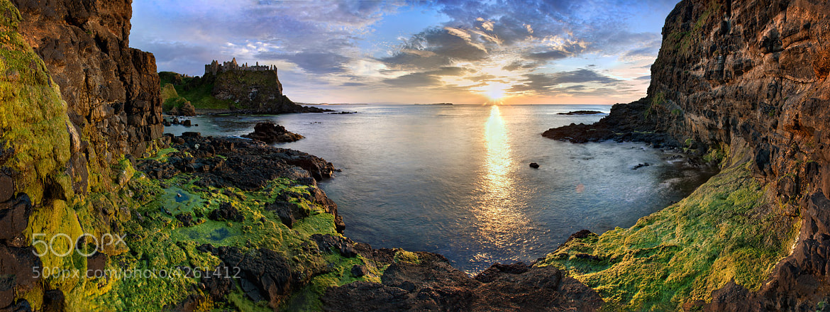Photograph Medieval Sunset by Stephen Emerson on 500px