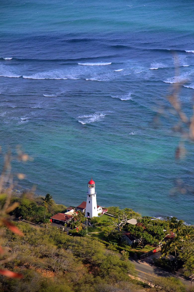 Photograph Diamond Head Lighthouse by Maria Brown on 500px