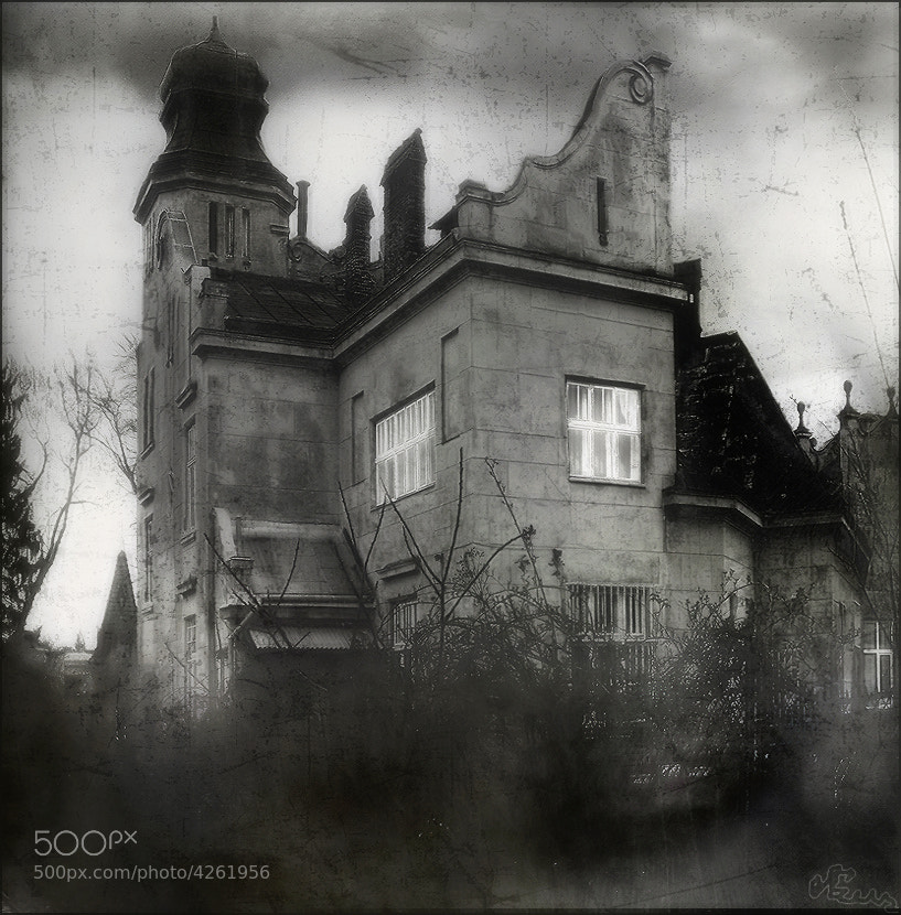 Photograph Old house by Alla  Lora on 500px