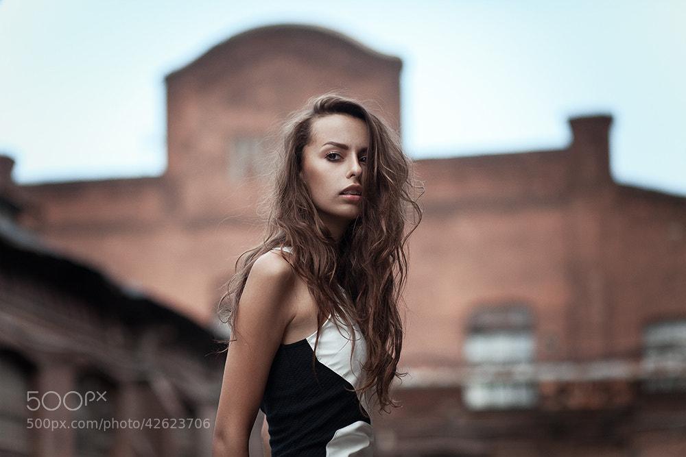 Photograph Jenya by Evgeny Salganik on 500px