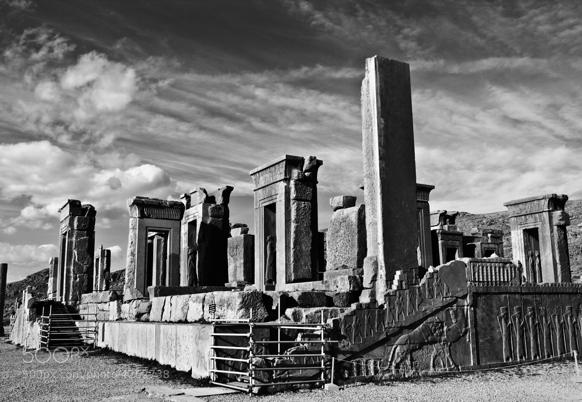 Photograph Persepolis by Vahid Babamoradi on 500px
